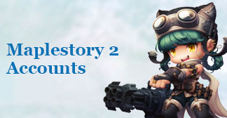 MapleStory 2 Accounts