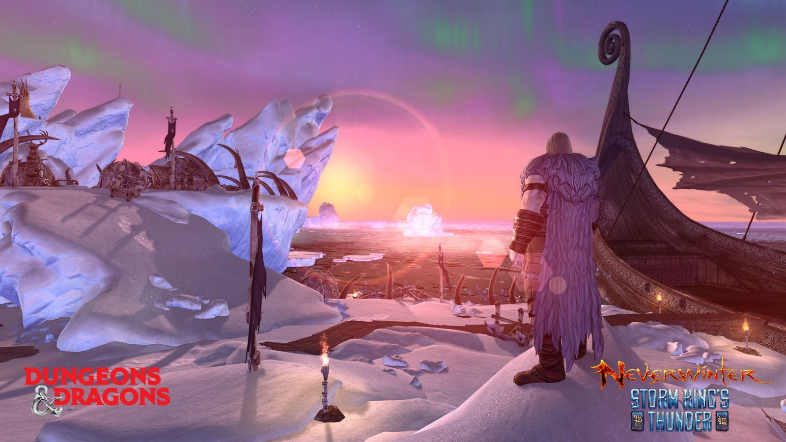 Neverwinter Sea of Moving Ice