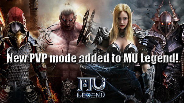MU Legend Finally Unlocks The First PvP Features