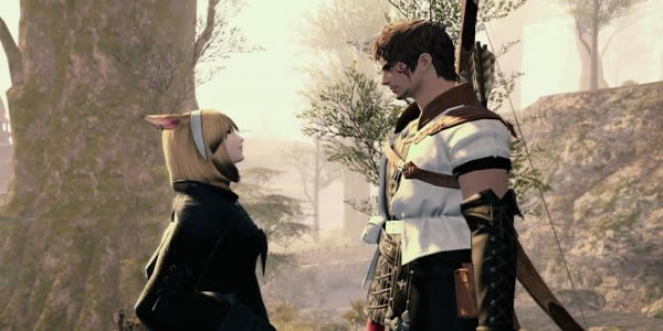 FFXIV Dad Of Light Review: Dad Of Light Is Part Live-Action