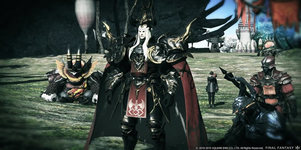 Final Fantasy XIV: A Realm Reborn Now Sports 1.8 Million Players