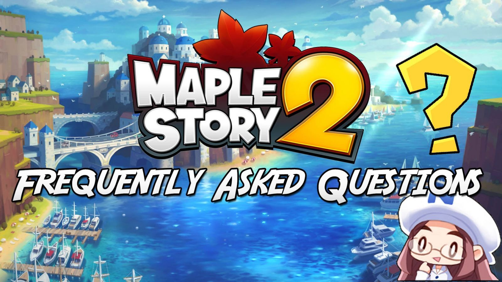 MapleStory 2 Frequently Asked Questions
