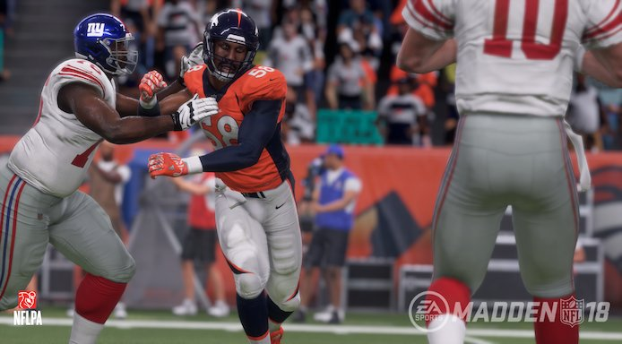 Madden 18 Implements Fixes In Update 1.05