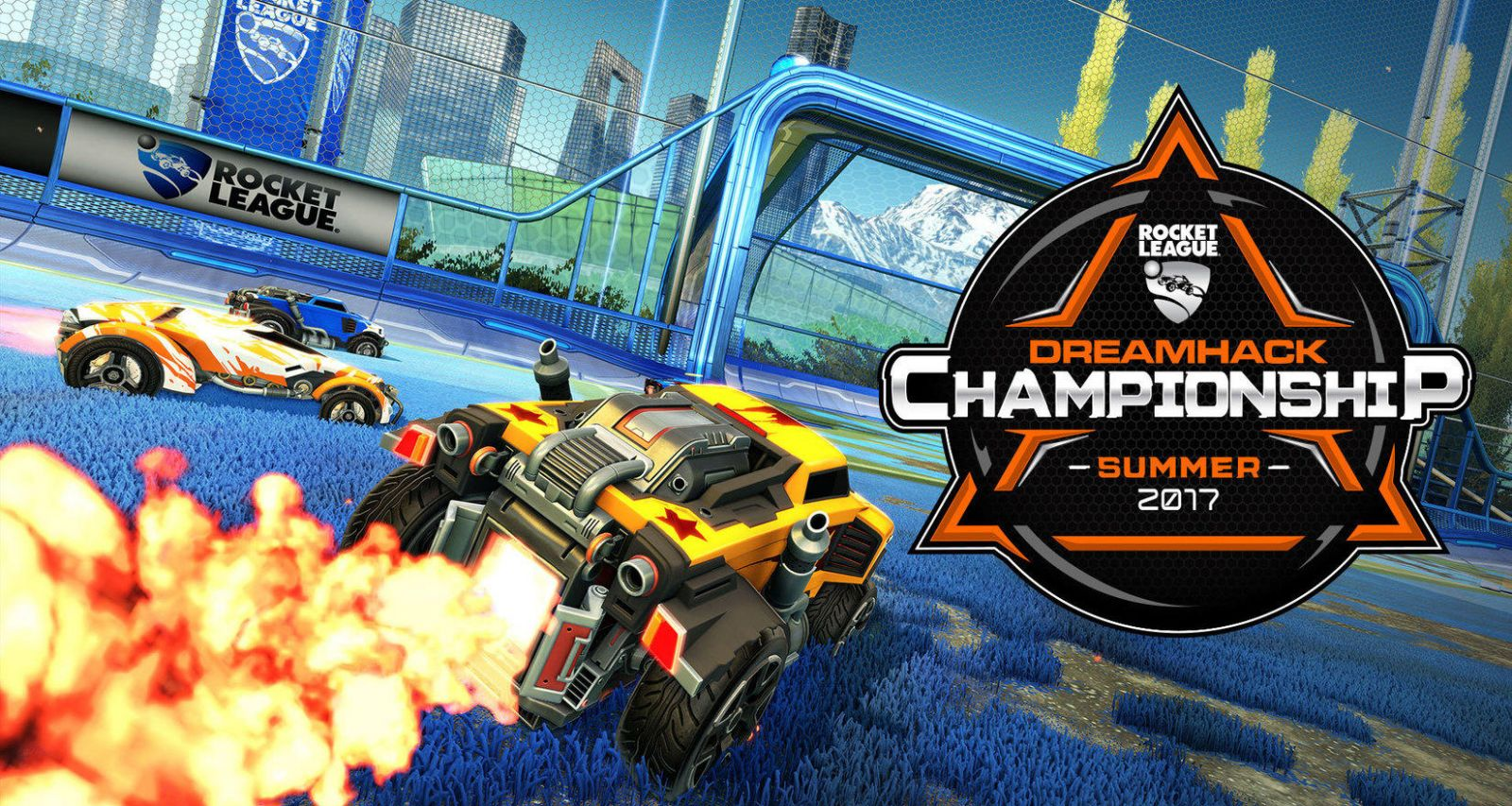 DreamHack Summer Rocket League Championship & Nintendo Switch Console