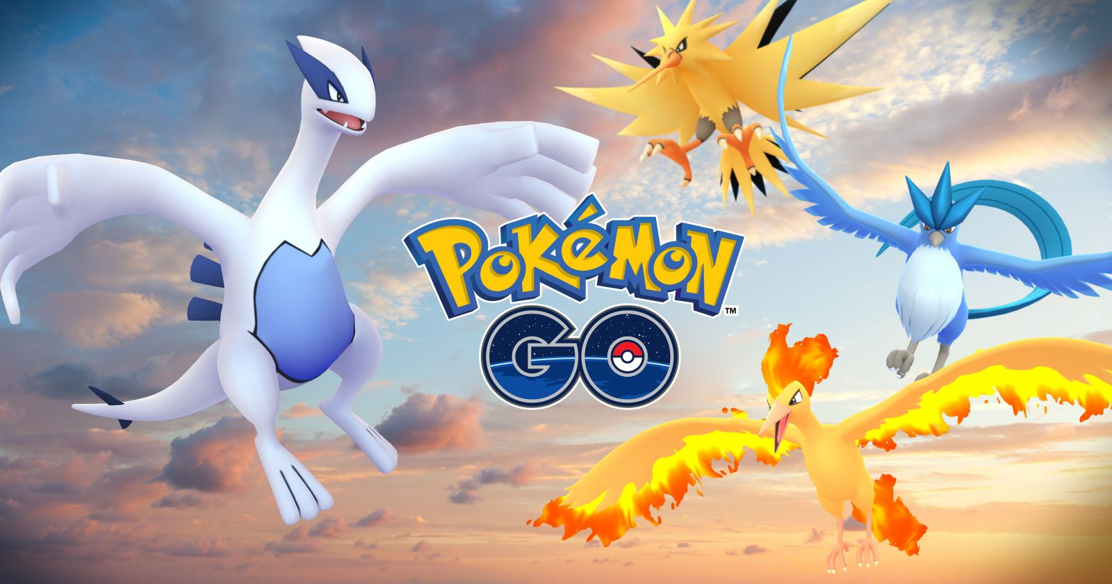 Pokemon GO Legendary Trio Is Going On