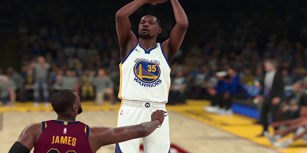 The Differences Of This Year's NBA 2K18: Graphics, Engine, System