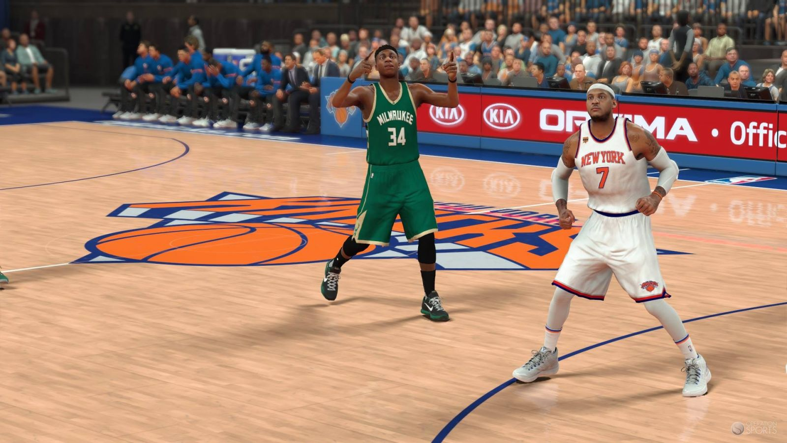 NBA Live 18 Is A Major Step In The Right Direction