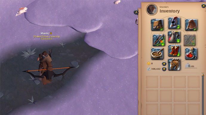 Albion Online Zerg vs Zerg Tips To Build All-In Wailing Bow