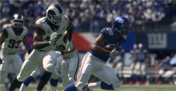 Madden 18 - 10 Best Players With High Rating