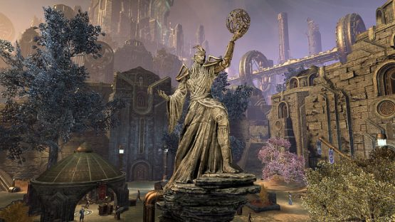 A New DLC Come to The Elder Scrolls Online in November 7