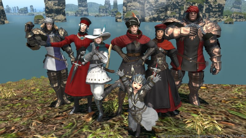 New Raid Announced For Final Fantasy XIV