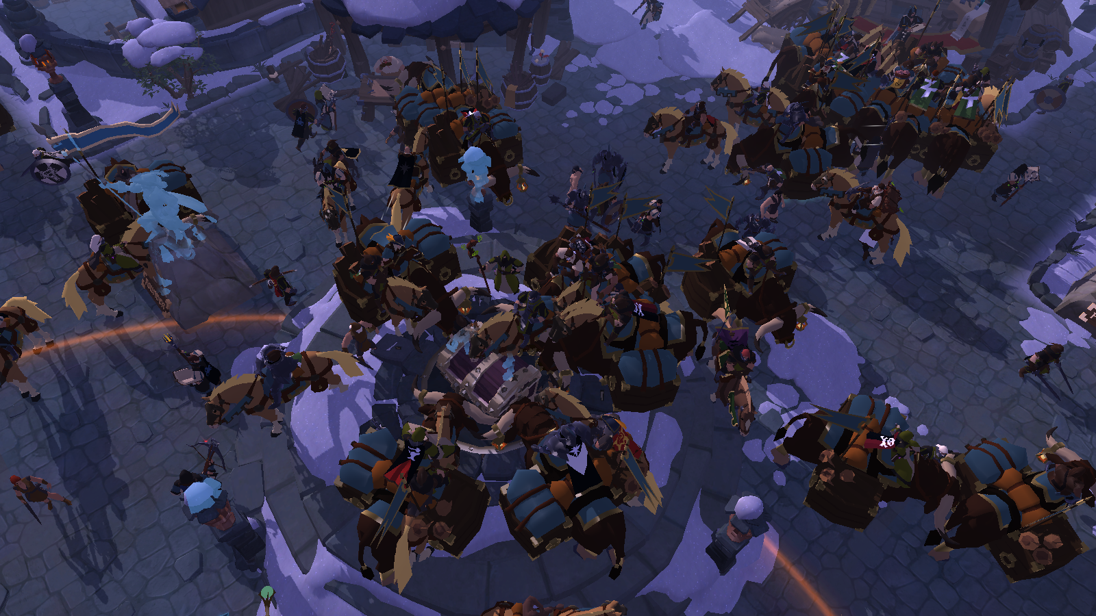 Albion Online In The Test: For Hunters And Gatherers