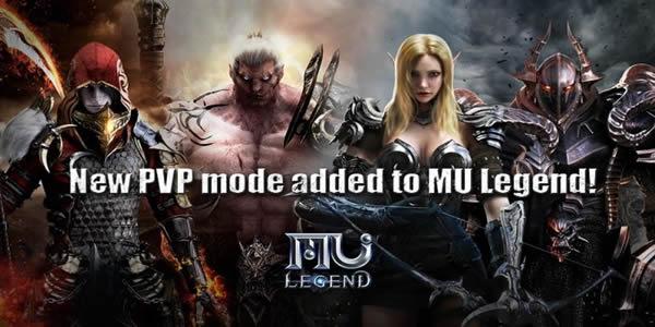 The Content Of MU Legend: Webzen Is Working On December's PVP Update