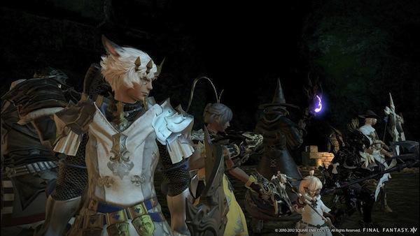 Leaked Final Fantasy XIV News: Limit Break Ungarmax