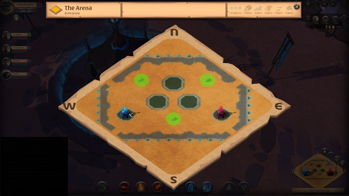 Albion Online Guide: The New Joseph PvP Mode In The Arena - upalbion com