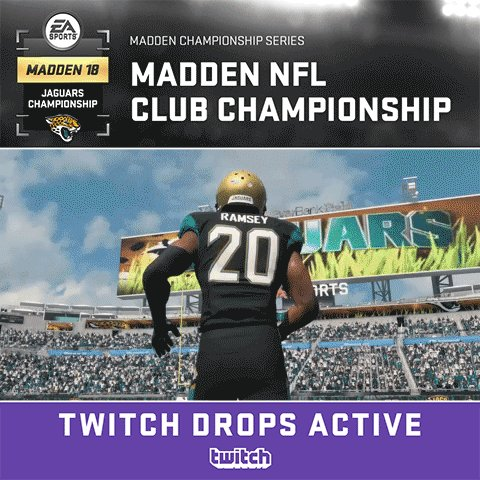 Madden 2018 Jacksonville Jaguars Club Championship