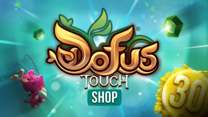 DOFUS Touch Weekly Shop Update (12/13)