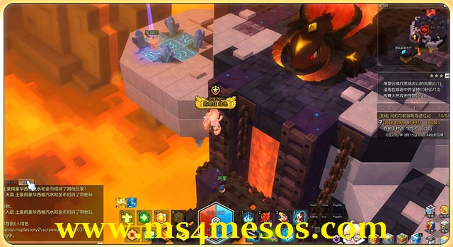What is the New Features Of MapleStory2