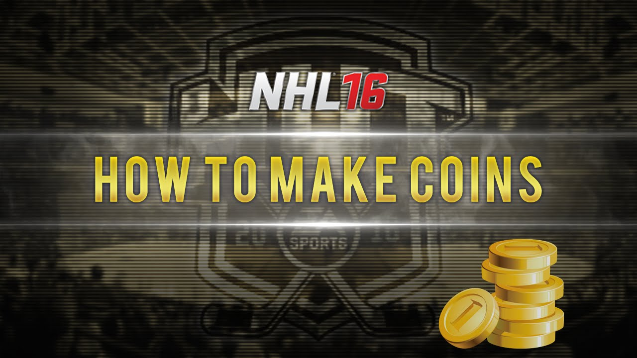 how to make NHL 16 coins