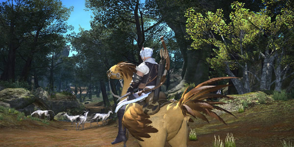 The Team Of Final Fantasy XIV Is Hard At Work On The Third Expansion
