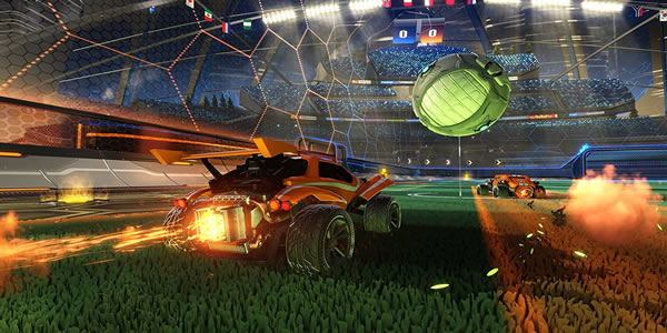 Rocket League Got A Big Boost Today In Its Development