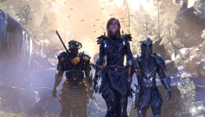 Elder Scrolls Online Morrowind will be released prior to E3 Showcase For June 11th