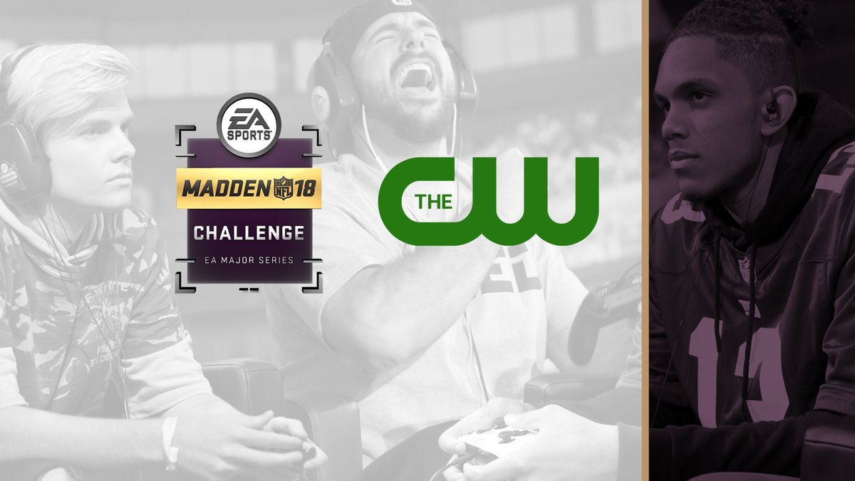 Madden NFL 18 Challenge Tournament Will Be Distributed On CW Special