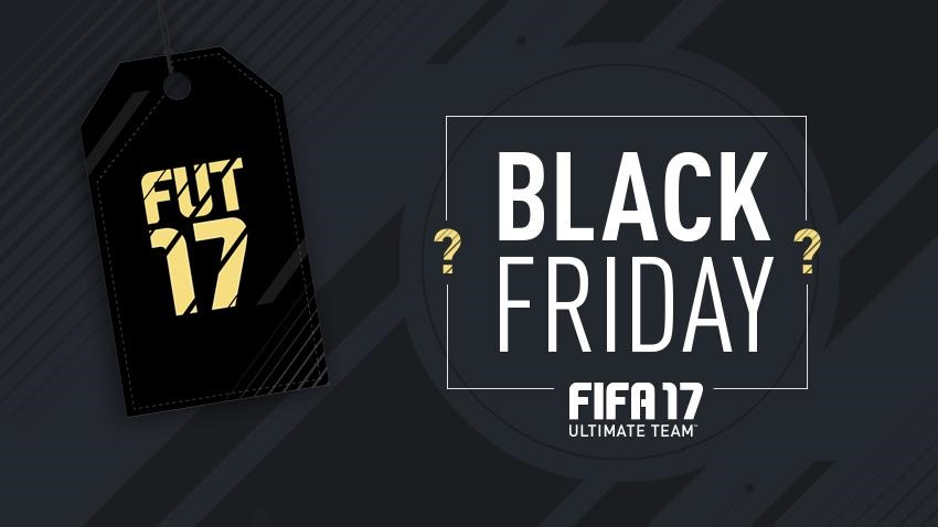 FIFA 17 Black Friday FUT Offers