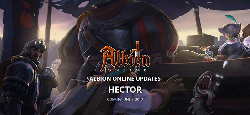 Albion Online Overview: The Main Innovations Of The Hector Update