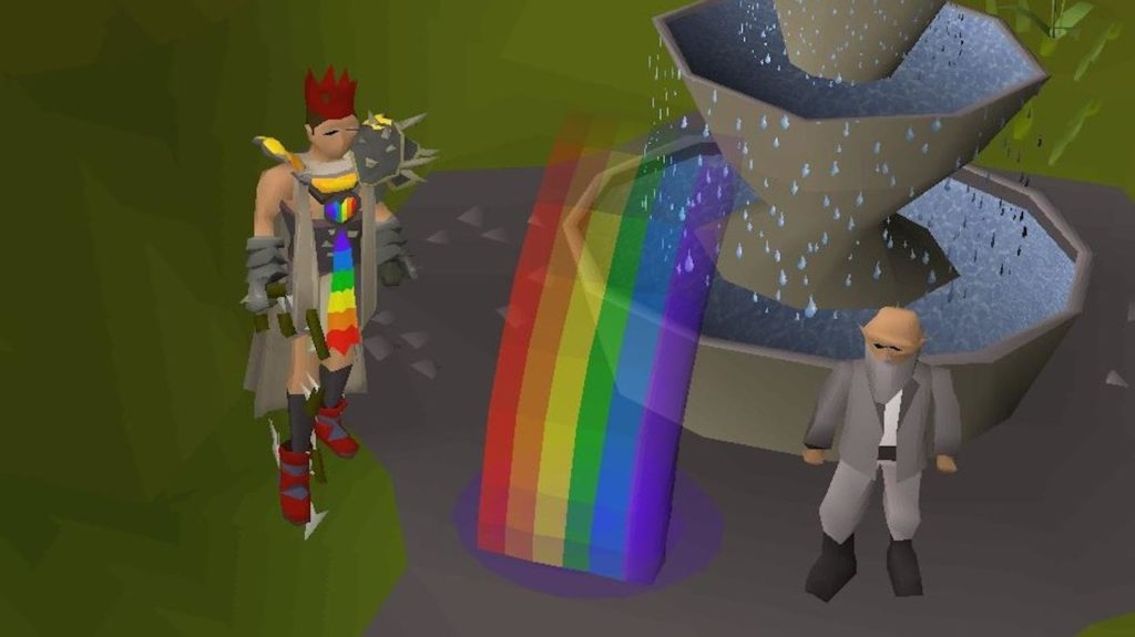 Runescape LGBT Launched Pride Activities