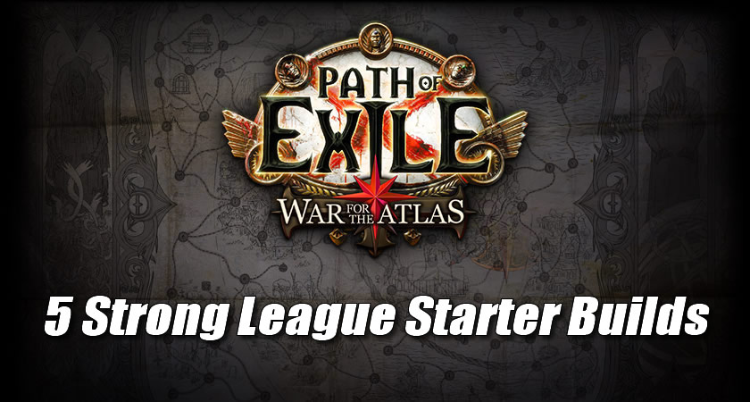 5 Great League Starter Builds for 3.1 War For The Atlas - Abyss League
