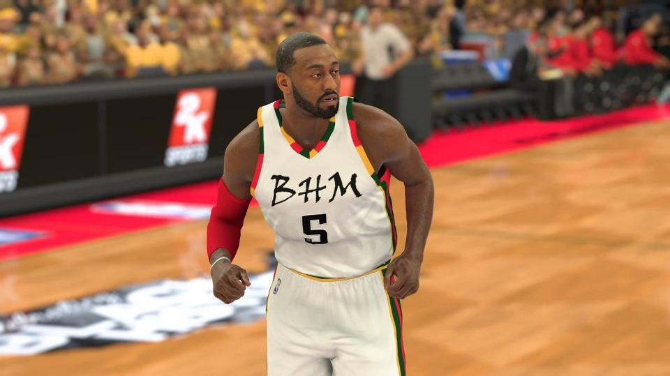 353fc5626fc New Black History Month Themed Uniforms Are Available In NBA 2K17 ...