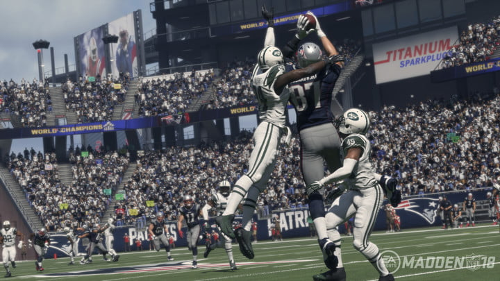 Madden 18: An Emotional Journey On A Beautiful Sport