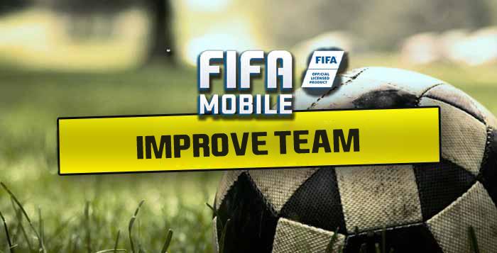 FIFA Mobile Team