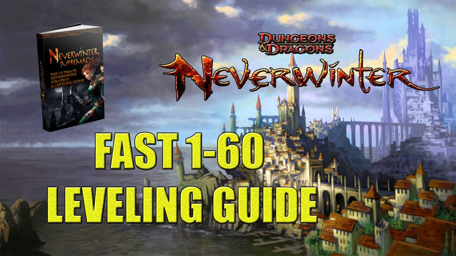 Neverwinter leveling guide