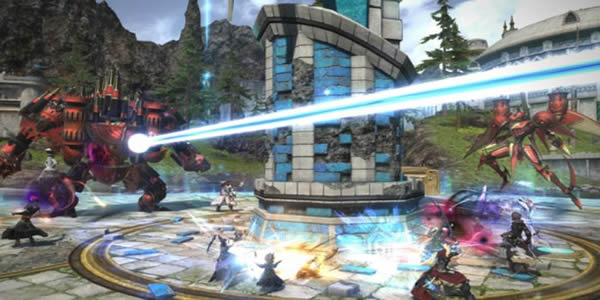 The New PvP Encounter Rival Wings Will Be Introduced In FFXIV Patch 4.15