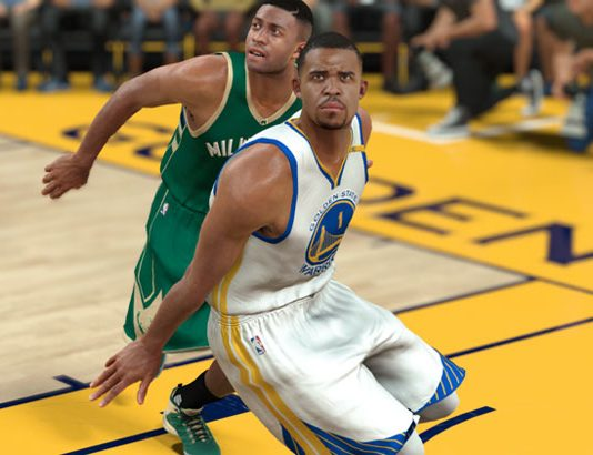 Another Multiplayer Weekend: Playing NBA 2K17 For Free On Xbox One