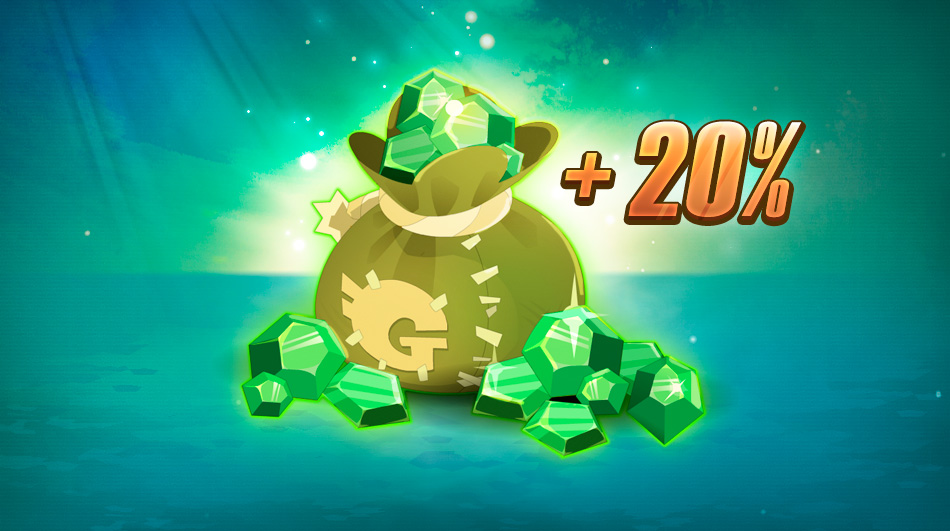 DOFUS Touch Weekly Shop Update (4/20)