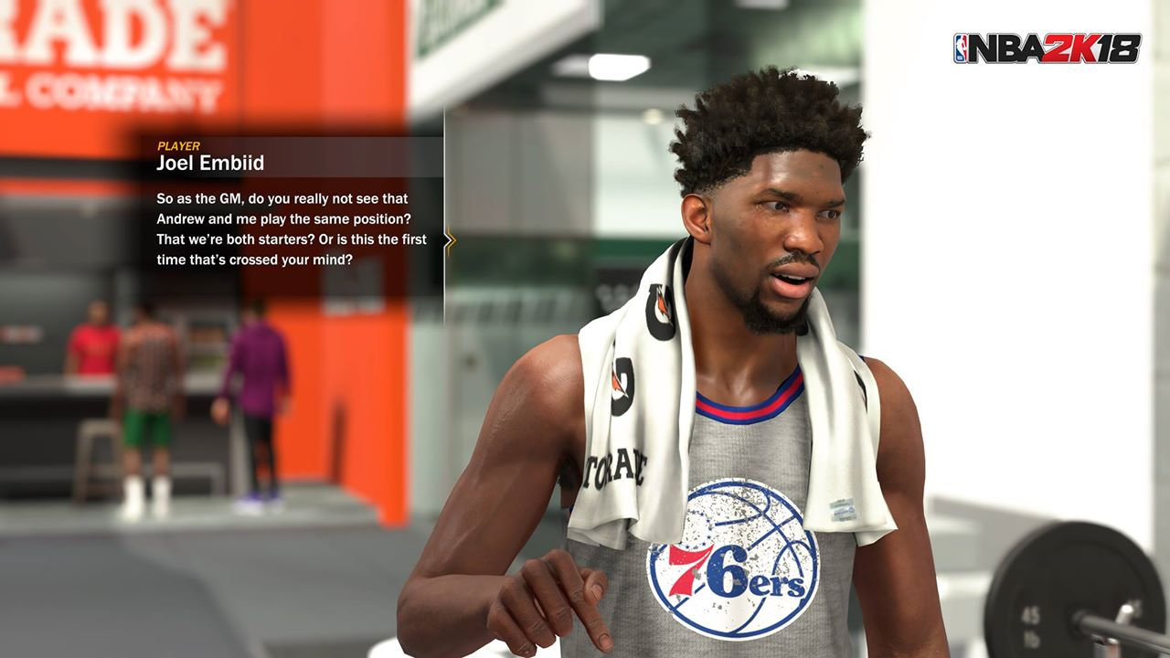 New Features Will Show In NBA 2K18 MyGM And MyLEAGUE Modes