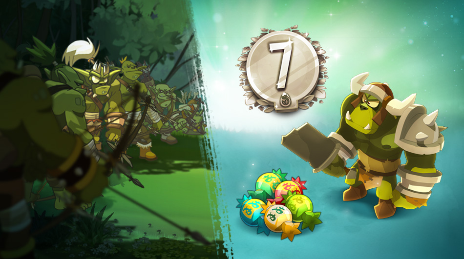 DOFUS Touch Weekly Shop Update (1/9)