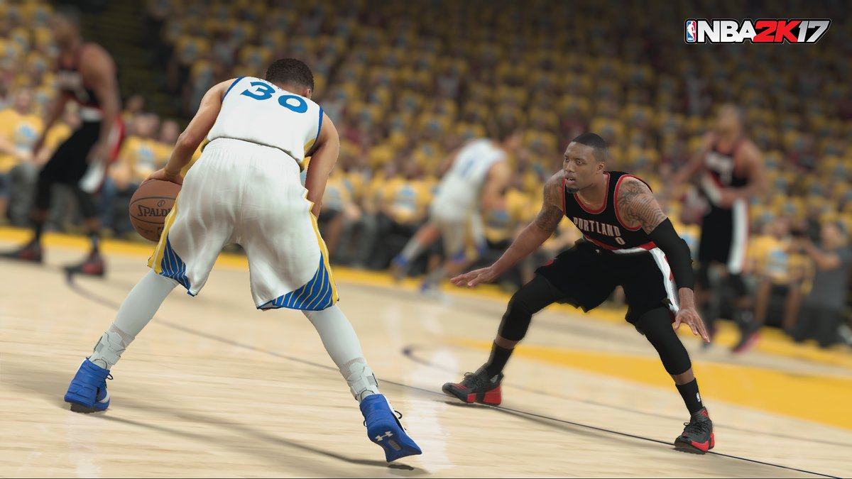 NBA 2K17 Roster Update: Top 10's With Attribute Adjustments