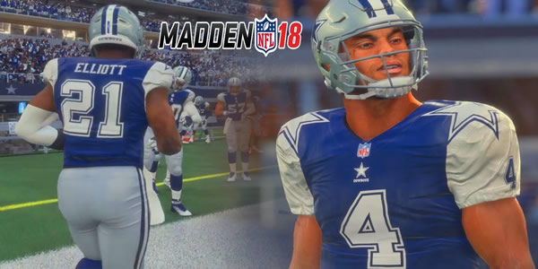 Madden 18 Has Been One Of The Most Compulsively Playable Games