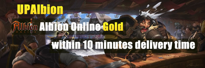 UPAlbion Is Bound To Offer The Most Convenient Service For Albion Online Players