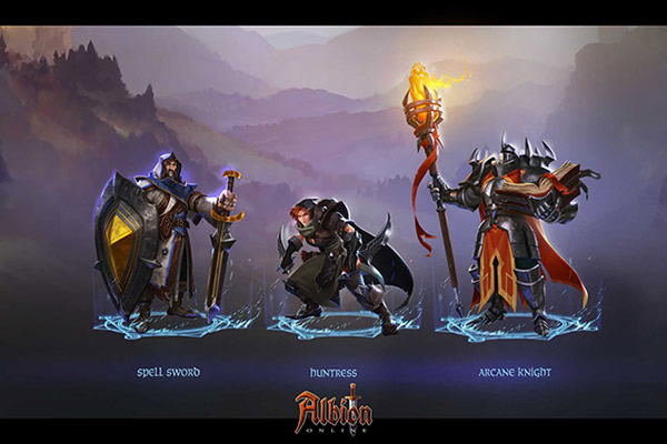 Albion Online Playable Platforms And Its Posted