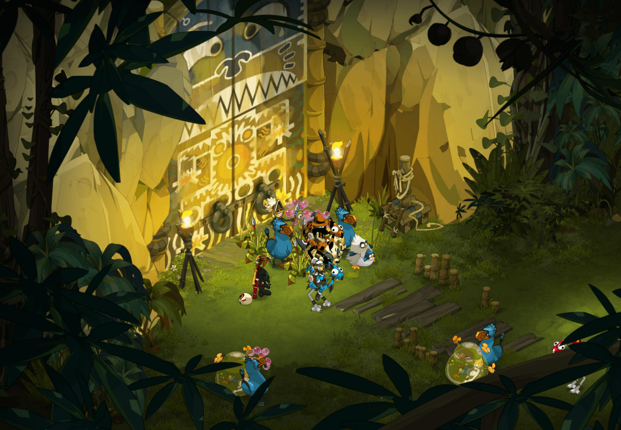 Dofus Touch Tips: The Profession Features Of Fisherman