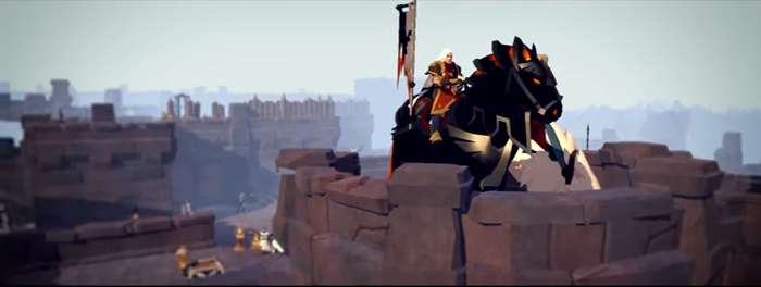 The Second Launch Patch Of Albion Online