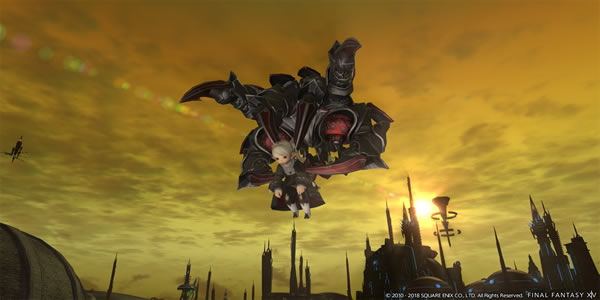 Final Fantasy XIV Update 4.2 Is Nearly Here: Some New Screenshots