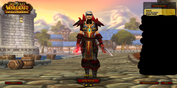 Outland TBC Is The Latest Addition To The Warmane Series