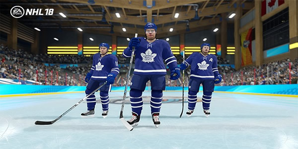Impressive NHL18's Features And Authentic Gameplay Footage