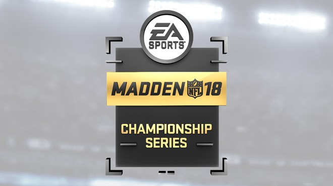 Madden 18 Championship Will Appear In Madden NFL Club Championship